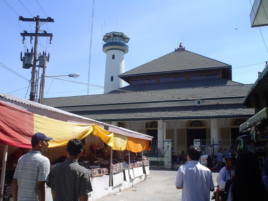 Kampung Arab Surabaya Introduction Masjid Ampel Kota