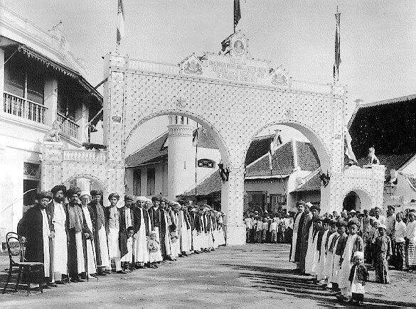 Kawasan Ampel Surabaya Tempoe Doeloe Kaskus Masjid Kota