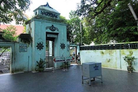Masjid Agung Sunan Ampel Kota Surabaya Tugas Uts Hep Sebuah