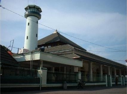 Masjid Ampel Makam Sunan Surabaya Pintu Ajaib Kota