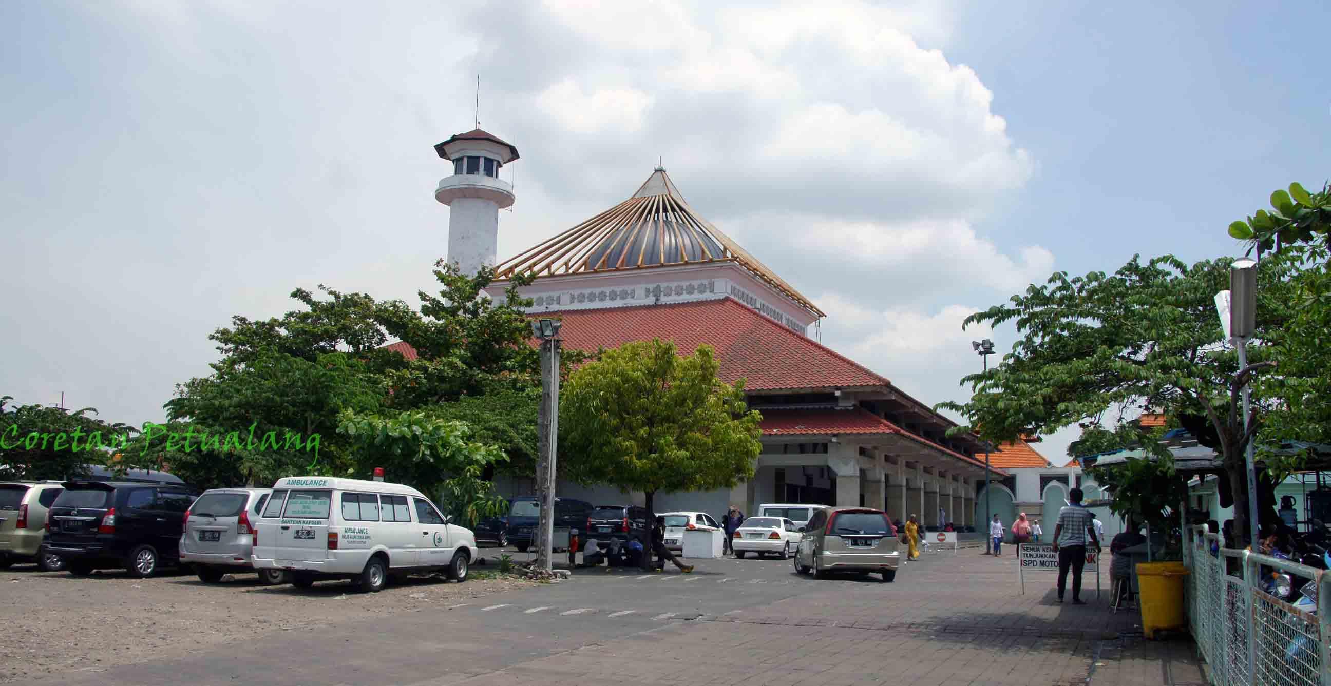 Masjid Ampel Saksi Pendakwah Tanah Jawa Bagian Pertama Salah Satu