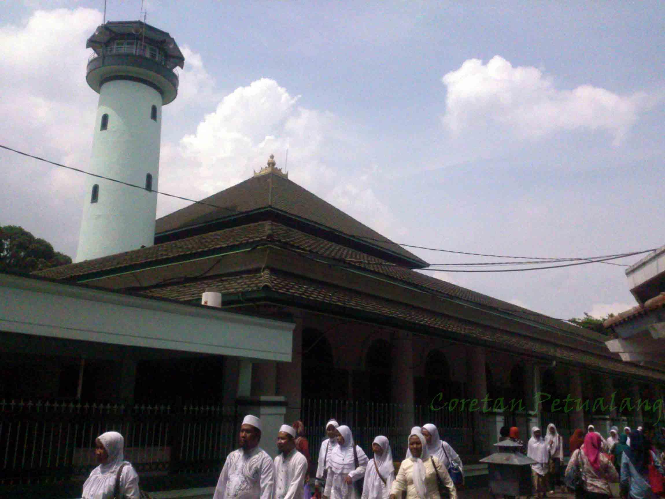 Masjid Ampel Saksi Pendakwah Tanah Jawa Bagian Pertama Surabaya Kota