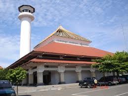 Masjid Ampel Surabaya 1001wisata Kuno Letaknya Kelurahan Kecamatan Semampir Kota