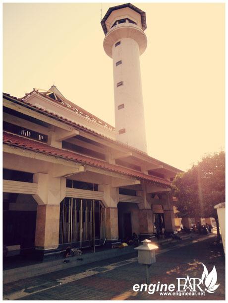 Masjid Sunan Ampel Engine Ear 04 Kota Surabaya