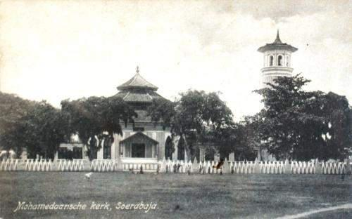 Mengenang Sejarah Wisata Religi Masjid Kemayoran Panduan Tempo Dulu Masyarakat