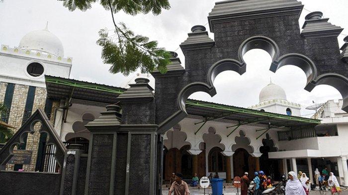 Menilik Masjid Rahmat Tertua Surabaya Kemegahan Bermula Atap Jerami Ampel