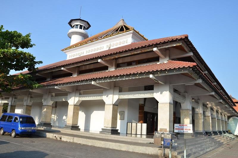 Napak Tilas Bimas Islam Masjid Bersejarah Surabaya Ampel Kota