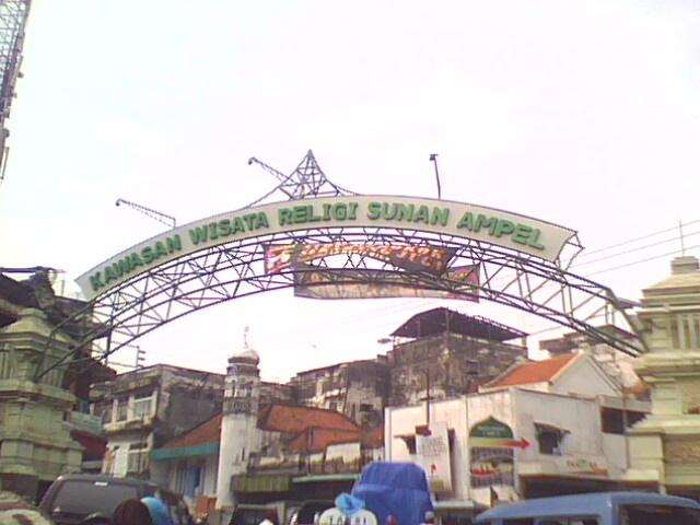 Official Web Page Afrizal Ma Arif Berwisata Religi Masjid Ampel