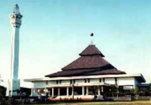 Sejarah Masjid Agung Sunan Ampel Cerita Kota Surabaya