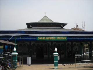 Wisata Masjid Mengenal Lebih Dekat Melalui Perjalanan Bermula Ampel Kota