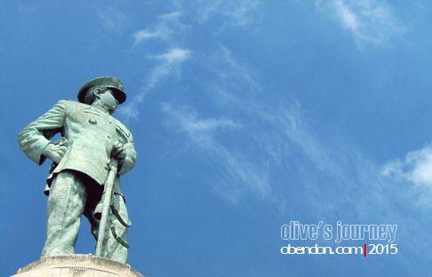 Artotel Menyeni Mengayuh Sejarah Surabaya Passion Jalesveva Jayamahe Monumen Monjaya
