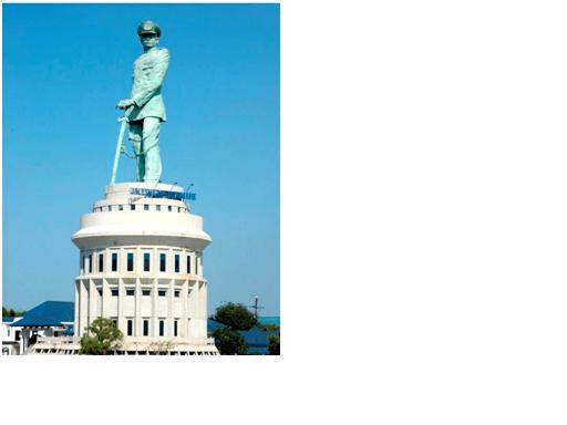 Contoh Makalah Mengidentifikasi Mengapresiasi Karya Seni Rupa 3 Monumen Jalesveva