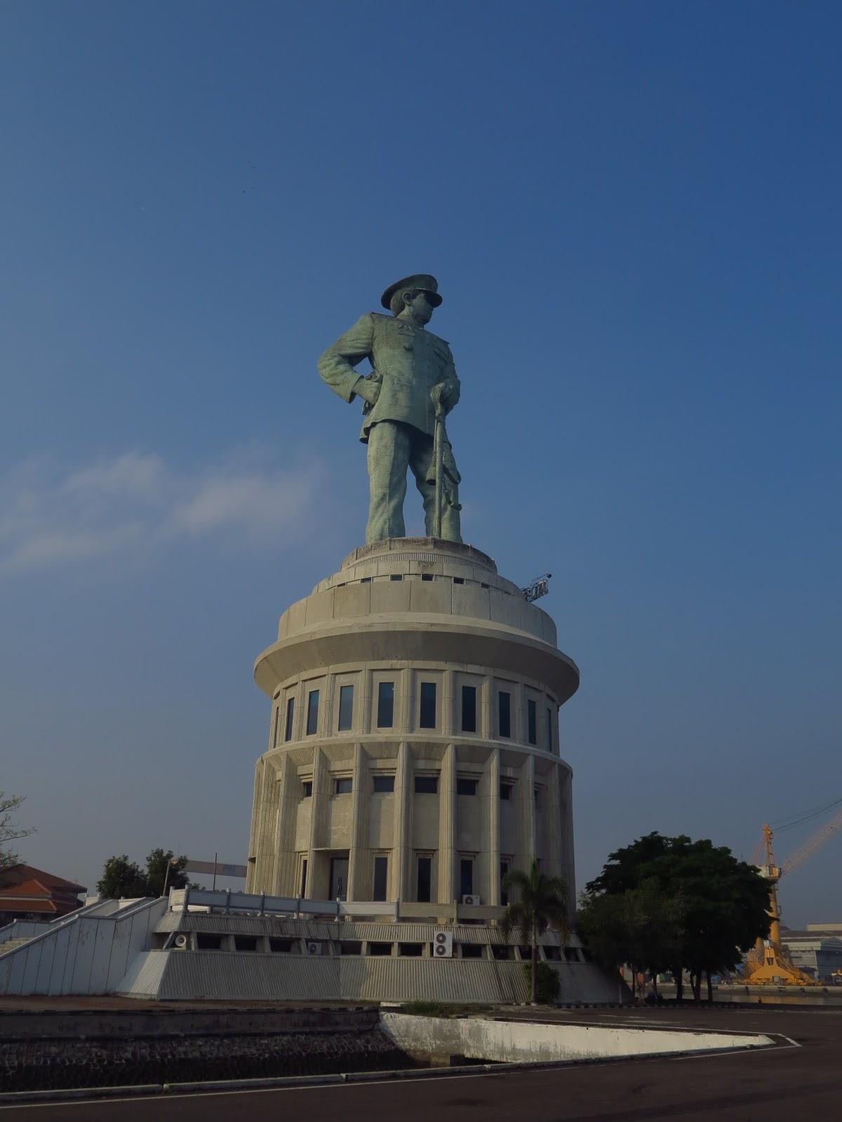 Jalan Surabaya Heritage Track Monumen Jalesveva Jayamahe Kota