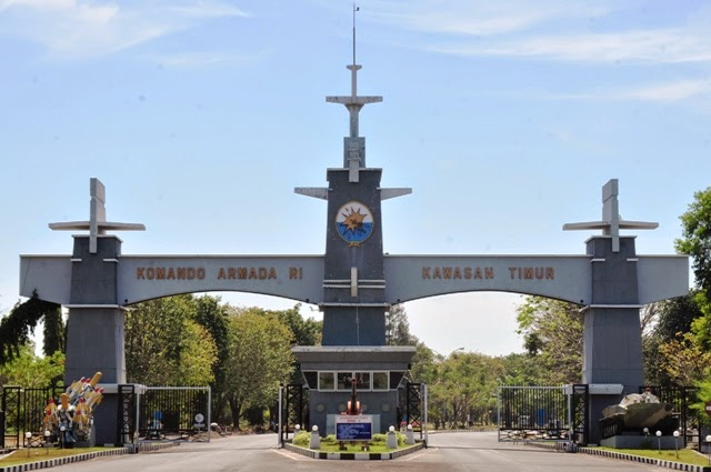 Komando Armada Ri Kawasan Timur Koarmatim Laporan Study Wisata Monumen