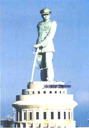 Merekoo 5 Patung Tertinggi Indonesia Monumen Jalesveva Jayamahe Kota Surabaya
