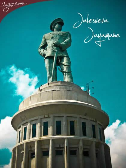 Monumen Jalesveva Jayamahe Kota Surabaya