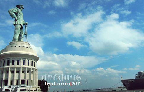Monumen Jalesveva Jayamahe Passion Monjaya Bung Tomo Perjuangan Surabaya Kota