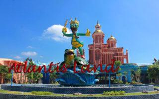 Monumen Jalesveva Jayamahe Phinemo Surabaya Atlantis Land Kenjeran Park Kota
