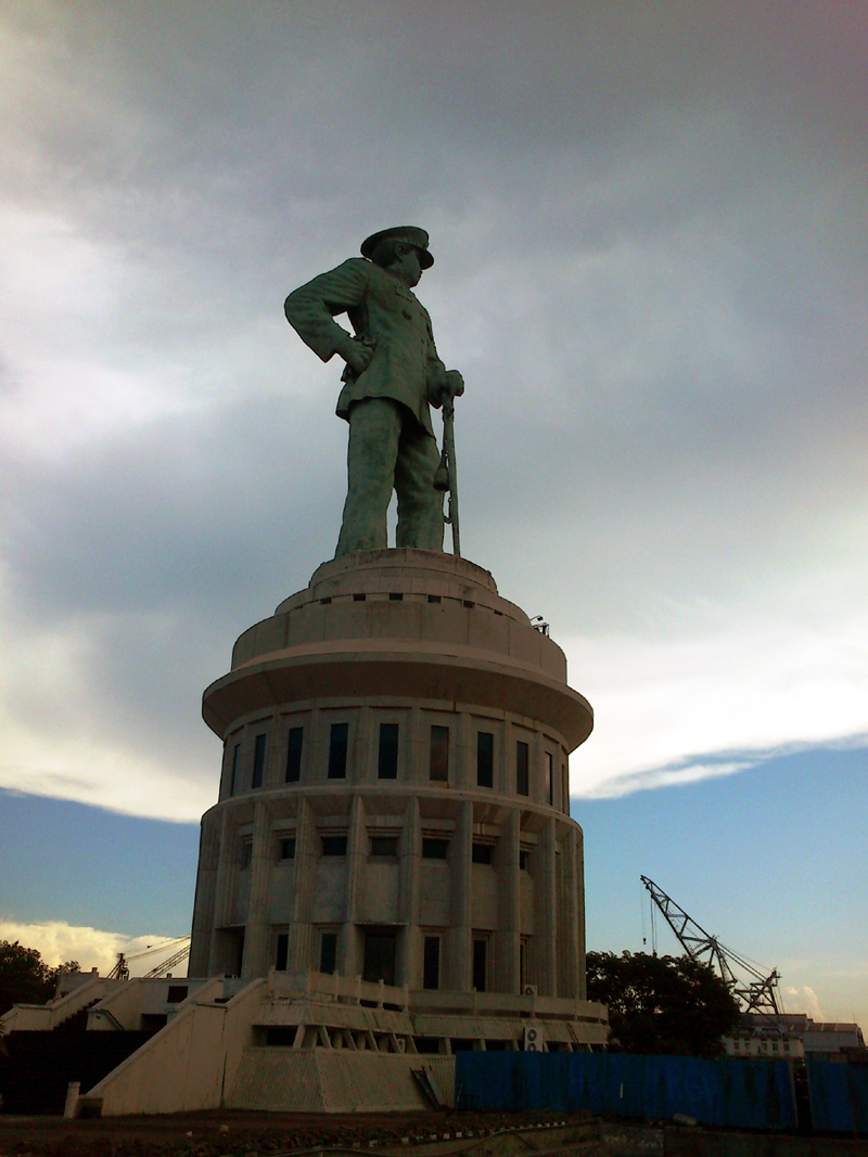 Monumen Jalesveva Jayamahe Simply Dikenal Monjaya Berada Kawasan Armatim Tni