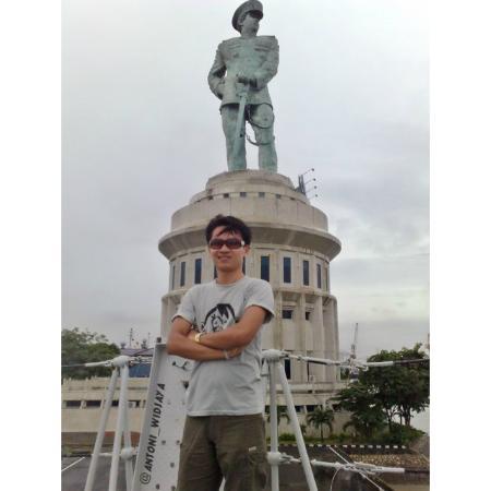 Monumen Jalesveva Jayamahe Surabaya Jawa Timur Indonesia Monument Kota