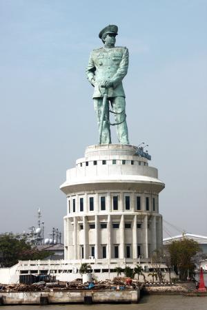 Monumen Jalesveva Picture Jayamahe Monument Surabaya Kota