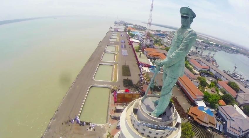 Monument Jalesveva Jayamahe Surabaya Page 3 Tower Seluler Ya Mungkin
