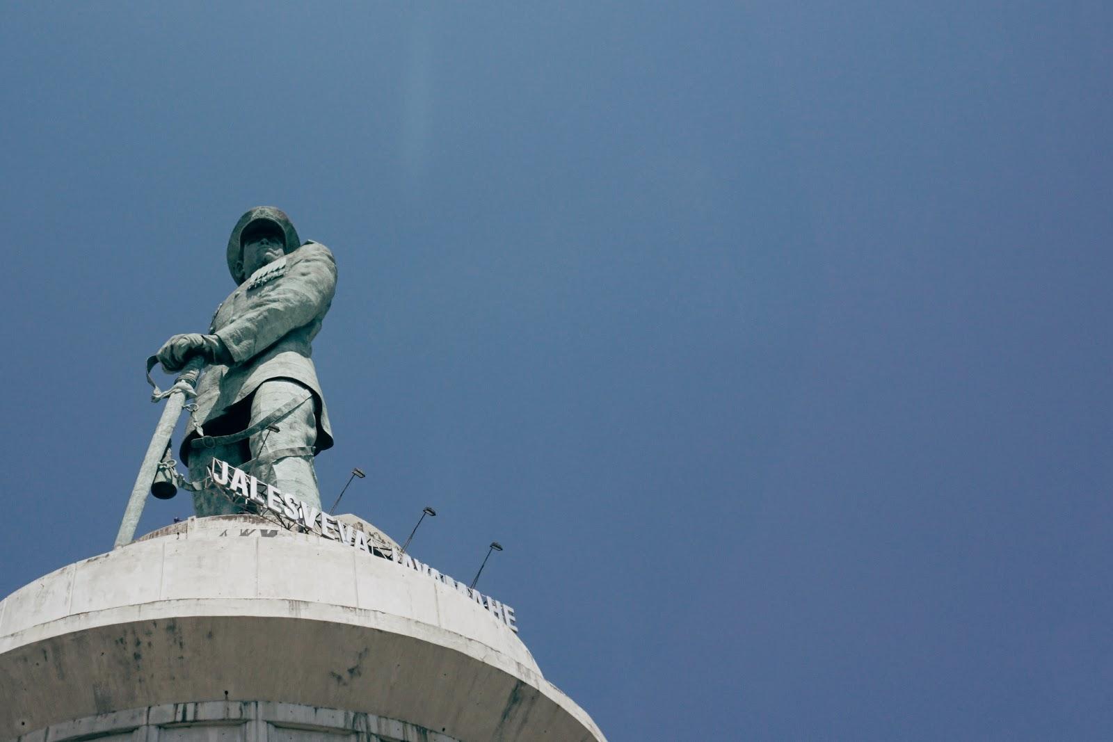 September 2017 Srwrd Monumen Jalesveva Jayamahe Kota Surabaya