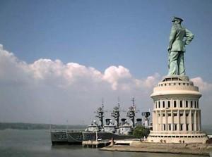 Sulitnya Berkunjung Monumen Jalesveva Jayamahe Oleh Ardi Winangun Kota Surabaya