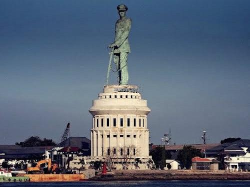 Tiket Masuk Monumen Jalesveva Jayamahe Monjaya Surabaya Sejarah Logo Lokasi