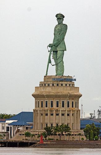 Www Jelajah Nesia Blogspot Jejak Perjuangan Bangsa Monumen Jalesveva Jayamahe