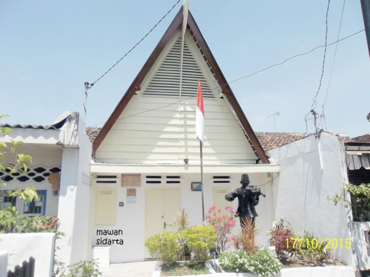 6 Tempat Wisata Museum Surabaya Favorit Wisatawan Wr Soeprapman Gedung