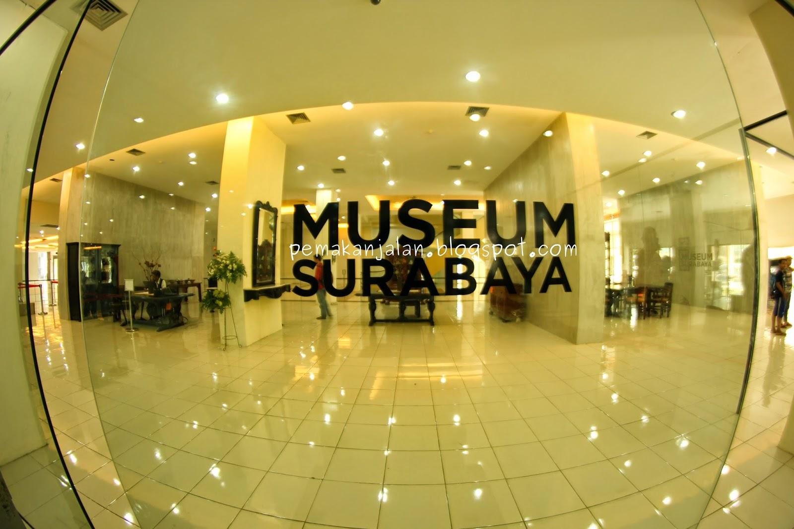 Alternatif Wisata Museum Surabaya Pemakan Jalan Gambar 2 Sebuah Kaca