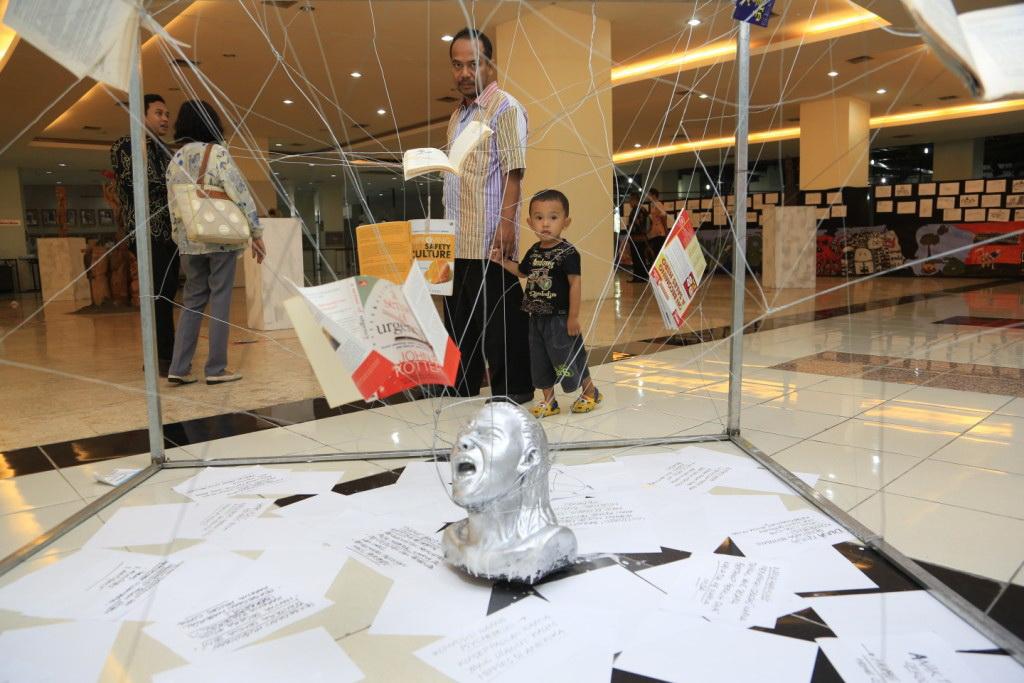 Art Guruism Hadirkan Sosok Guru Galeri Museum Surabaya Gedung Siola