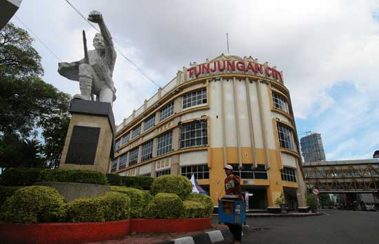 Bangun Museum Kota Siola Revitalisasi Gedung Siap Diubah Menjadi Kantor