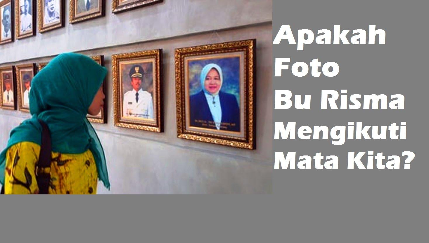 Foto Wali Kota Risma Museum Surabaya Konon Aneh Penasaran Youtube