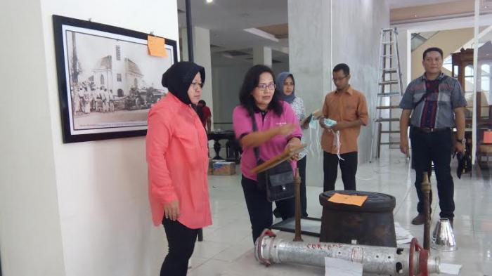 Gratis Masuk Museum Eks Siola Surya Magdalena Fransilia Persiapan Wali
