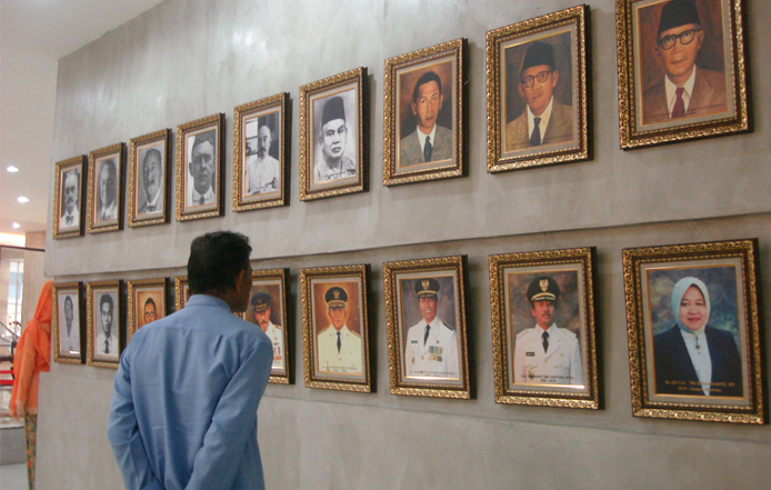 Isi Museum Surabaya Gedung Siola Kota