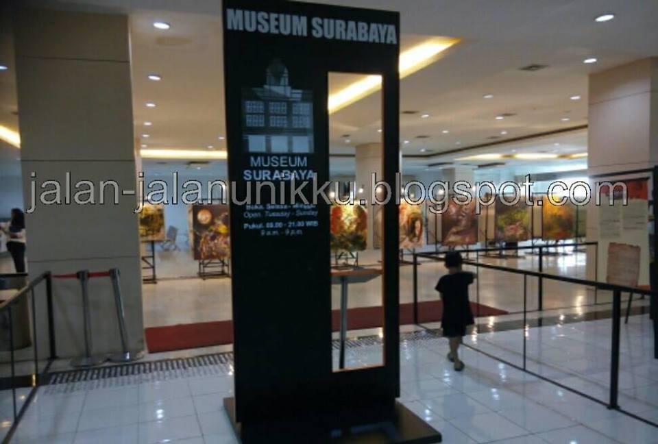Jalan Unikku Museum Surabaya Gedung Siola Tunjungan 27 Agustus 2017