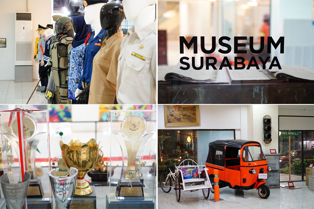Jam Buka Museum Surabaya Siola Tiket Masuk Sejarah Alamat Kota