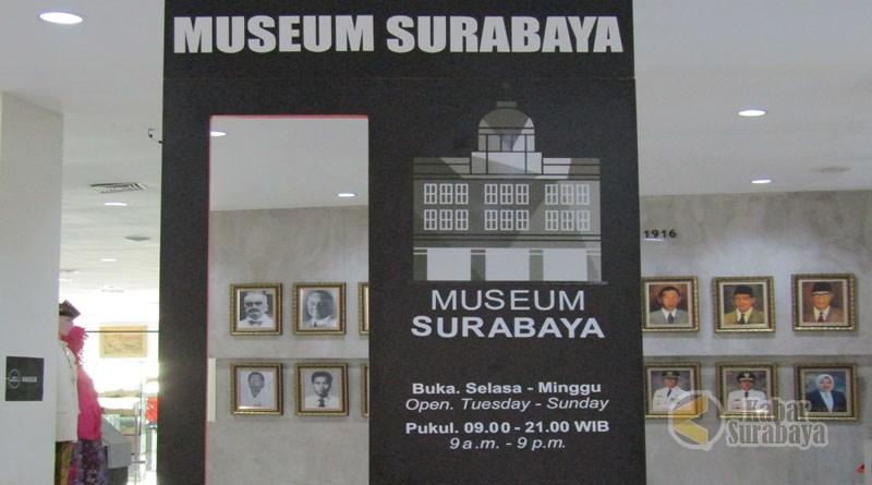 Jejak Sejarah Museum Surabaya Kabar Gedung Siola Kota