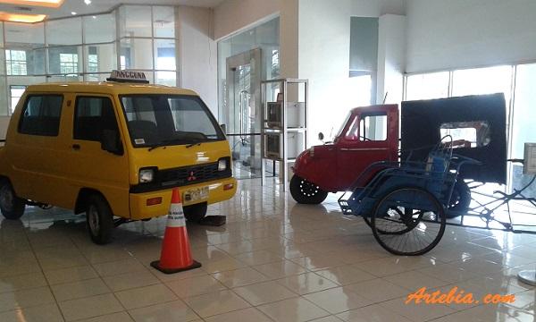 Melihat Sisi Lampau Surabaya Museum Alat Transportasi Kuno Gedung Siola