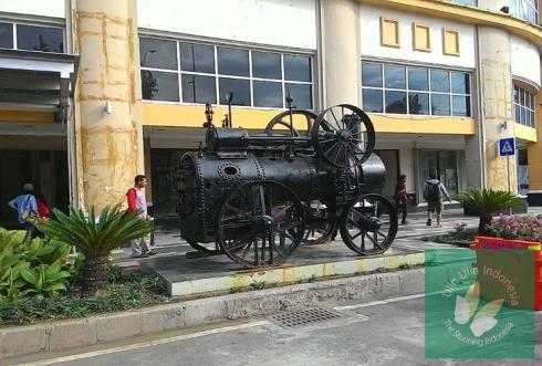 Melihat Surabaya Tempo Dulu Museum Indonesia Punya Cerita Terletak Lantai