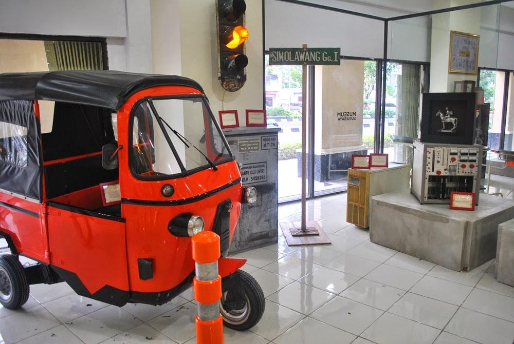 Museum Surabaya Alternatif Berwisata Sejarah Tuh Bajaj Gedung Siola Kota