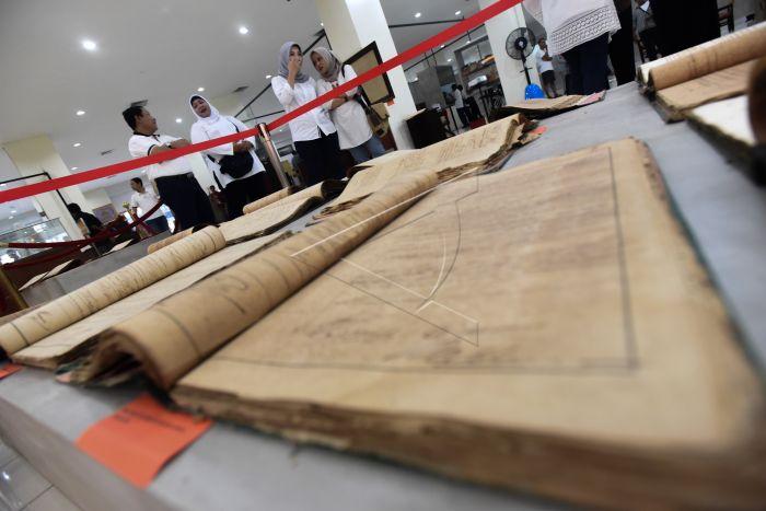 Museum Surabaya Antara Foto Dulunya Bernama Gedung Siola Tersebut Menampilkan