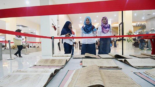 Museum Surabaya Diresmikan Persatuan Perbedaan Gedung Siola Kota