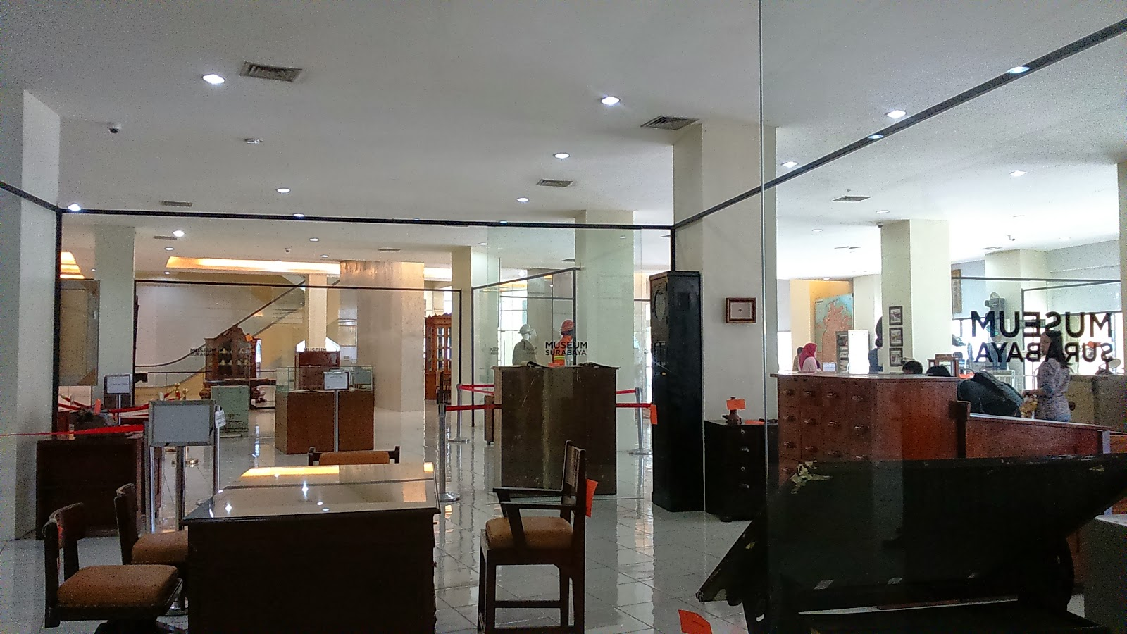 Museum Surabaya Journey Dulunya Dipakai Memadamkan Kebakaran Terjadi Siola Pengelolaan