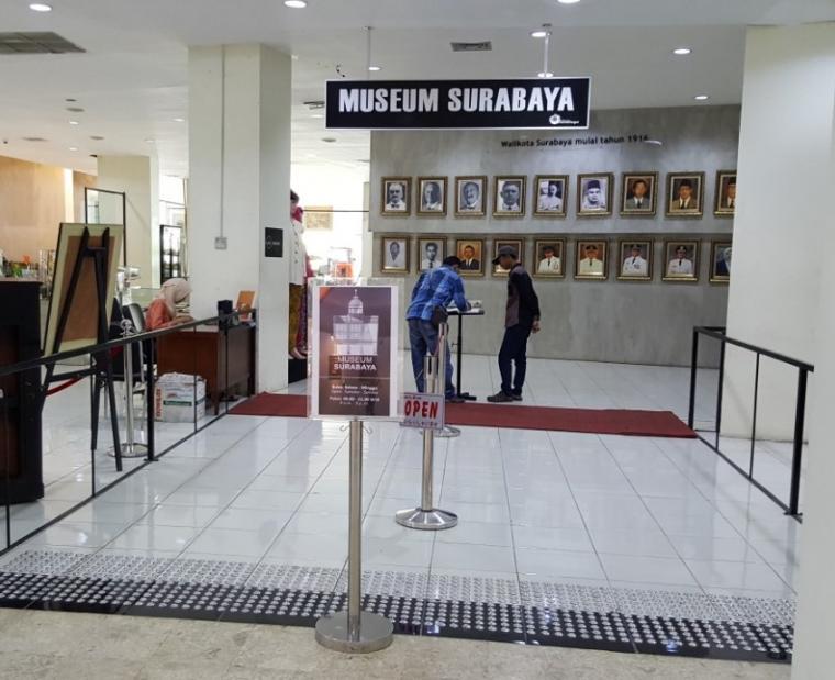 Museum Surabaya Menempati Gedung Bersejarah Oleh Daniel Siola Kota