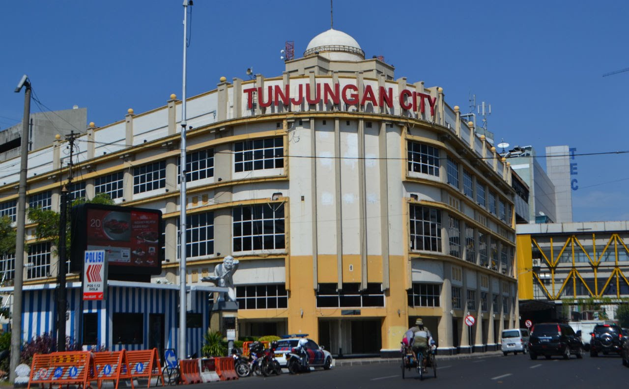 Museum Surabaya Part 1 Youtube Gedung Siola Kota
