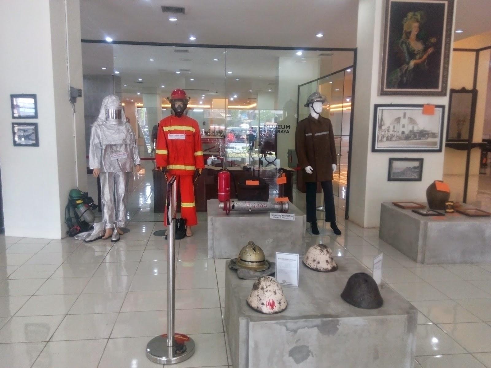 Museum Surabaya Segalanya Tentang Petualang Pengetahuan Kota Disalah Satu Sudut