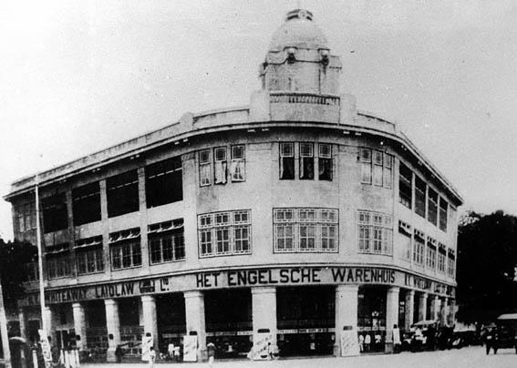 Parkit Id Sejarah Gedung Siola Surabaya Diambil Alih Oleh Pemerintah